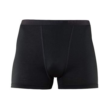 Devold Breeze Man Boxer black merinoull