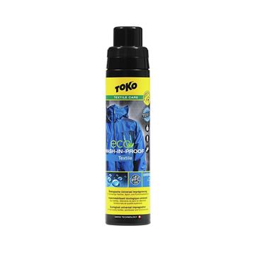 Toko Eco Wash-In Proof 250 ml tekstilimpregnering