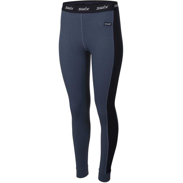 Swix RaceX bodyw pants womens Blue sea